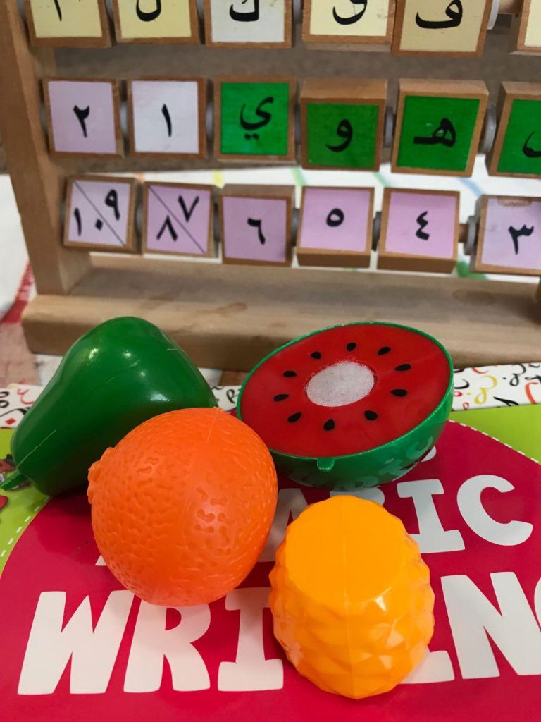 Saturday School Young Learners Learn All About Fruits In Arabic!