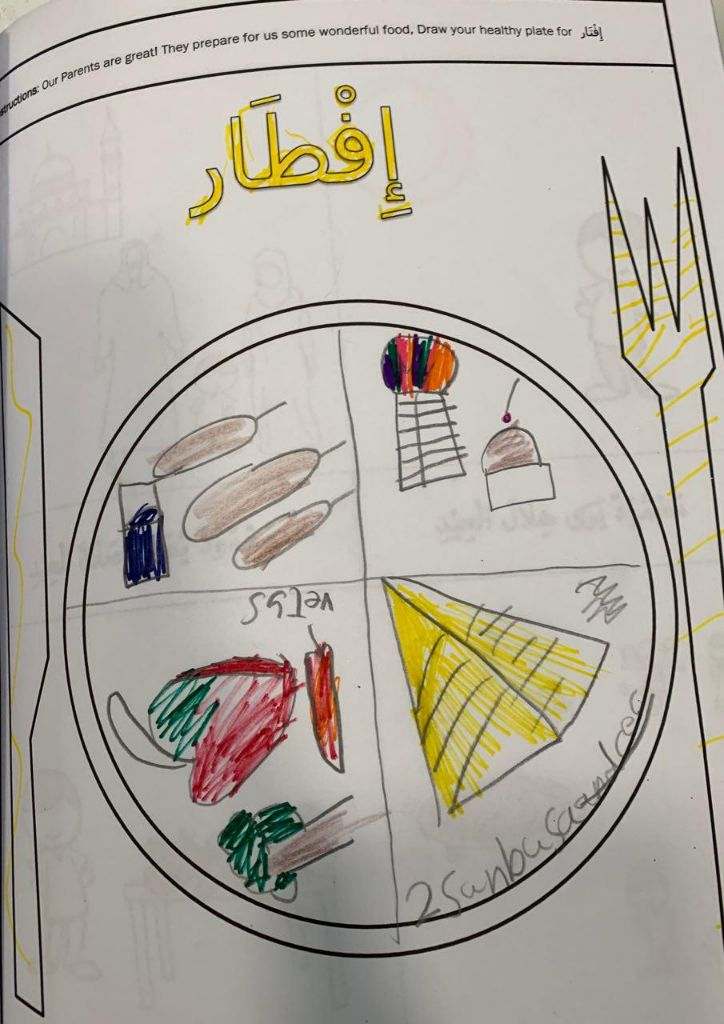 Our Young Learners Continue Learning About Ramadan!